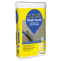 Наливной пол Weber Vetonit Finish Level 20 кг