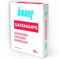 Шпаклёвка гипсовая финишная Knauf Сатенгипс 25 кг