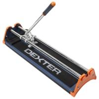 Плиткорез ручной Dexter 430 мм, толщина реза 12 мм