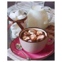 Декобокс 40х50 см «Горячий шоколад»