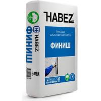 Шпаклёвка гипсовая финишная Habez Финиш 25 кг