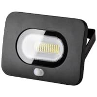 Прожектор светодиодный сенсорный 30 Вт, 2400 Лм, 5500 K, IP65