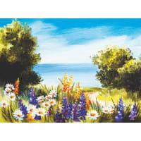 Фотообои бумажные «Пейзаж» 200х140 cм