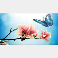 Фотообои флизелиновые «Отражение» 200х370 cм