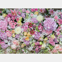 Фотообои флизелиновые «Цветы» 270х370 cм