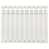 Радиатор 500/80, 10 секций, биметалл