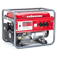 Генератор бензиновый Kronwerk LK 6500 5 кВт