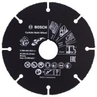 Диск отрезной универсальный 125х22.2 мм Bosch 2608623013