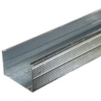 Профиль стоечный (ПС-6) Премиум 100х50x3000 мм, 0.6 мм