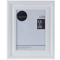 Рамка Inspire Liza 15х20 см цвет белый