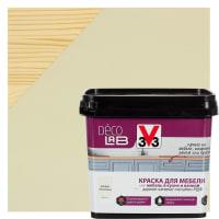 Краска для мебели V33 Decolab цвет кунжут 0.75 л