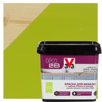 Краска для мебели V33 Decolab цвет салатовый 0.75 л