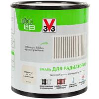 Краска для радиаторов V33 Decolab цвет слоновая кость 0.5 л