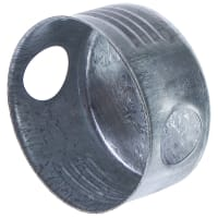 Подрозетник под бетон/кирпич/металлоконструкции 72х35 мм