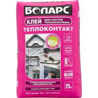 Клей Боларс Теплоконтакт, 25 кг