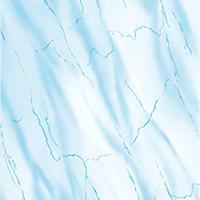 Панель ПВХ Мрамор голубой 5 мм 2700х250 мм 0.675 м²