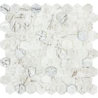 Мозаика Artens «Graphik», 30х30 см, стекло, цвет серый