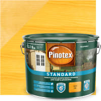 Антисептик Pinotex Standard цвет сосна 9 л