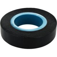 Изолента Эконом 0.13х15 мм 17 м цвет чёрный