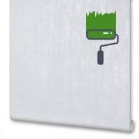 Обои на флизелиновой основе под покраску RA 125726, 1.06х10 м, цвет белый