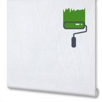 Обои на флизелиновой основе под покраску RA 123531, 1.06х10 м, цвет белый