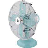 Вентилятор настольный Equation 40 Вт 30 см, голубой