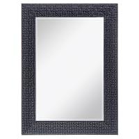 Зеркало в раме «Мозаика» 50х70 см цвет чёрный