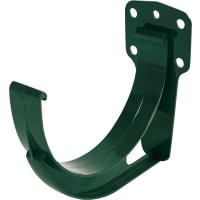 Кронштейн желоба Dacha 120 мм зелёный