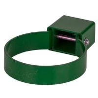 Хомут универсальный Dacha 80 мм зелёный