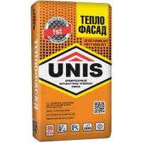 Теплофасад для крепления теплоизоляции Unis, 25 кг