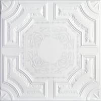 Плитка потолочная экструдированный полистирол жемчуг Формат Империал 50 x 50 см 2 м²