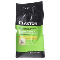 Шпаклевка полимерная финишная Axton 5 кг