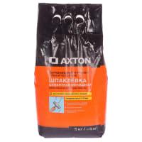 Шпаклёвка цементная финишная Axton 5 кг