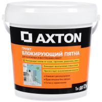 Грунт Axton для перекрытия пятен 1 л