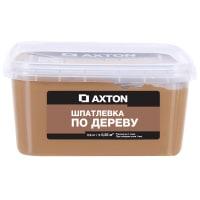 Шпатлёвка Axton для дерева 0,9 кг антик