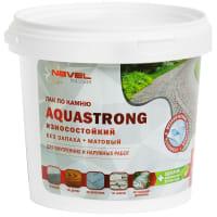 Лак по камню Aquastrong матовый 1.0 кг