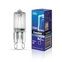 Лампа галогенная Camelion CL G9 25 Вт