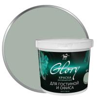 Краска для гостинной Glory 0.9 л, цвет лавровый лист