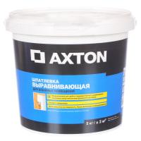 Шпатлевка выравнивающая для влажных помещений Axton 5 кг