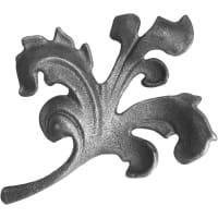 Элемент кованый Лепесток №4 левый