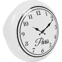 Ручка-кнопка мебельная Inspire Clock 395 мм, цвет белый, 2 шт.