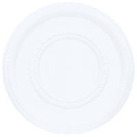 Розетка потолочная полиуретан Decomaster DR 305 d белая диаметр 44 см