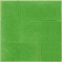 Плитка тротуарная «Калифорния», цвет зелёный