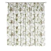 Тюль на ленте «Glade-Sh», 250х180 см, цвет бежевый