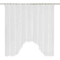 Тюль-арка на ленте «Harmony», 250х180 см, цвет экрю