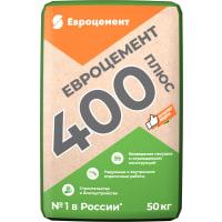 Цемент Евроцемент М400 ЦЕМ II/ А-Ш 32.5 Б Ф 50 кг