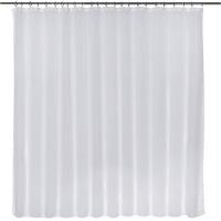 Тюль на ленте «Лён», 250х180 см, цвет белый