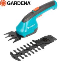 Ножницы аккумуляторные Gardena AccuCut Li, комплект 2 лезвия