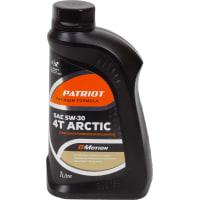 Масло моторное для четырехтактных двигателей G-motion Arctic полусинтетическое, 1 л