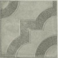 Плитка тротуарная «Фантазия», цвет серый